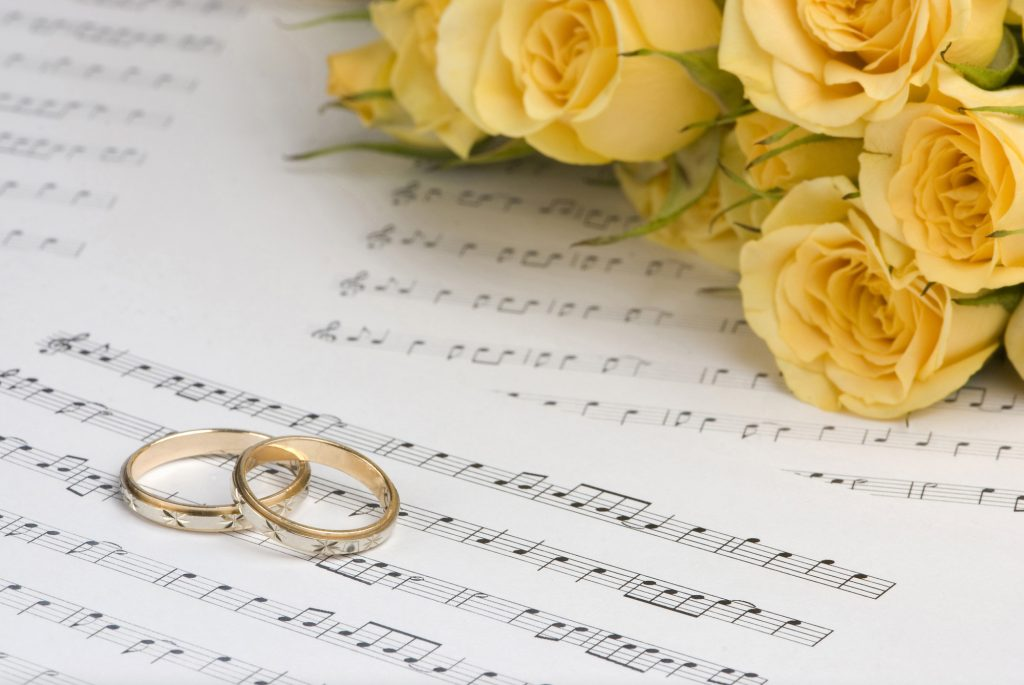 5 Beautiful Christian Wedding Songs That Will Make Your Ceremony