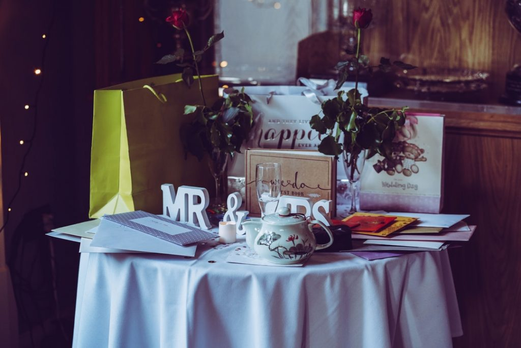 christian wedding gifts